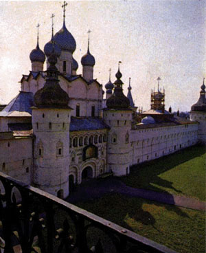 Small Towns of Russia > Small Towns > Rostov Veliky